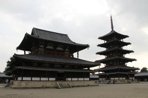 法隆寺地域の仏教建造物の画像 p1_8